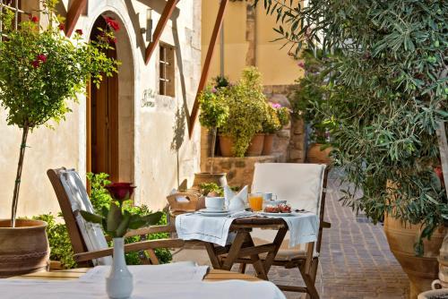 Εστιατόριο ή άλλο μέρος για φαγητό στο Ionas Boutique Hotel