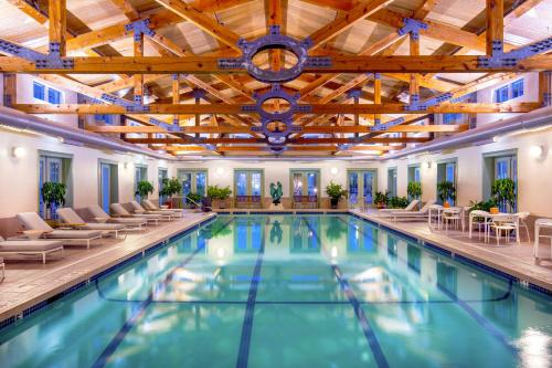 The swimming pool at or near The Equinox, a Luxury Collection Golf Resort & Spa, Vermont