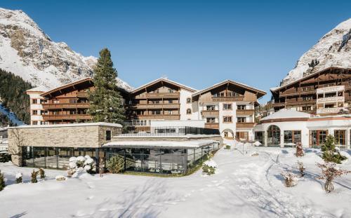 Verwöhnhotel Wildspitze im Winter