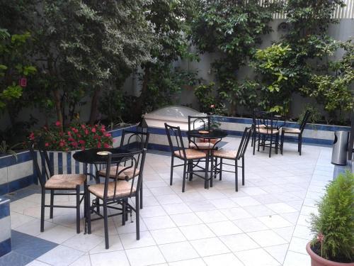 Ristorante o altro punto ristoro di Centrotel Hotel