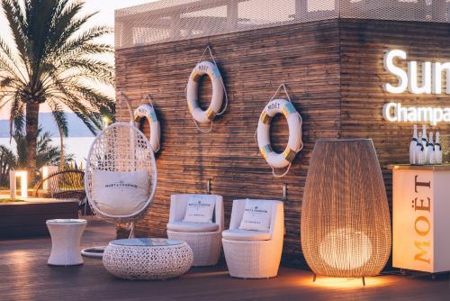 A bathroom at Iberostar Selection Playa de Palma