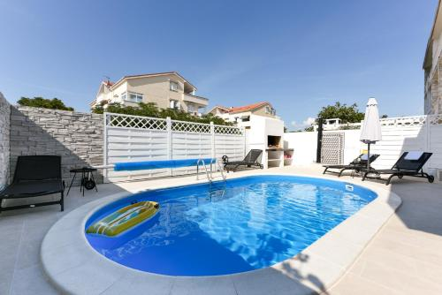 The swimming pool at or close to Apartments Banic