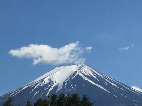 West Inn Fuji-Yoshida during the winter