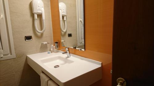 Bagno di Hotel Confine