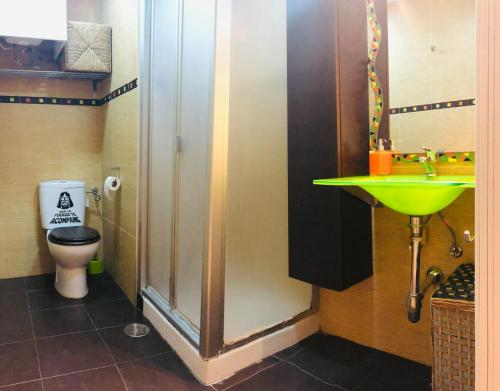 Un baño de Apartamento Malagueta