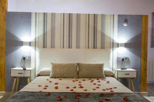 Cama o camas de una habitación en Tantra Love