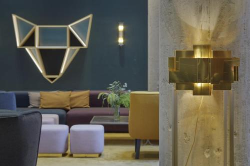 El vestíbulo o zona de recepción de Original Sokos Hotel Presidentti Helsinki