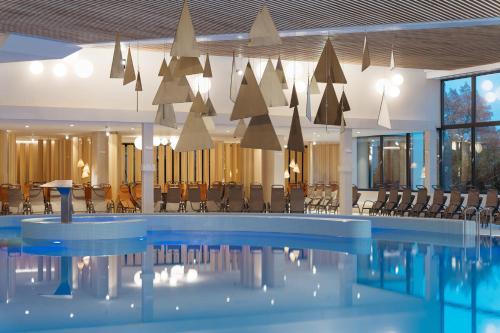 Piscina di Hotel Ajda - Terme 3000 - Sava Hotels & Resorts o nelle vicinanze
