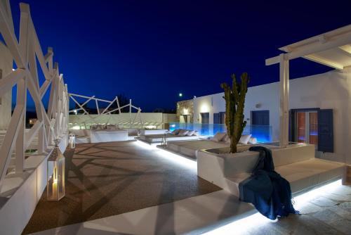 Piscina di Damianos Mykonos Hotel o nelle vicinanze