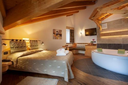 Dolce Casa Family Hotel & Spa Moena, Italy