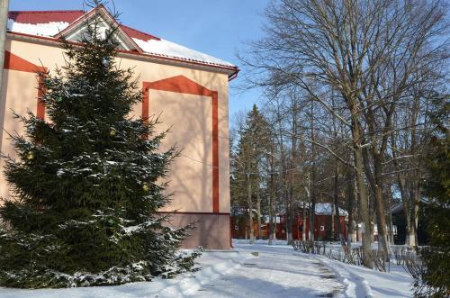 Парк-Отель Сенино зимой