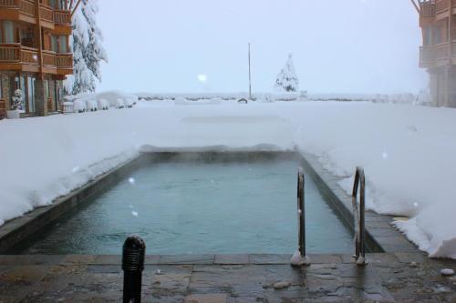 Villa Alisa Bansko зимой