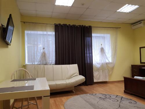 Гостиная зона в Mini Hotel Don