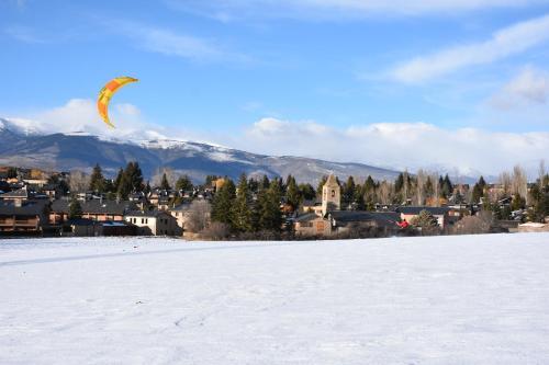 Cal Pedrals en invierno