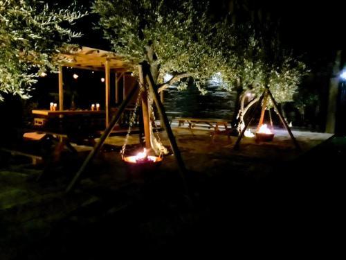 Children's play area at Casa Do Prado Guesthouse