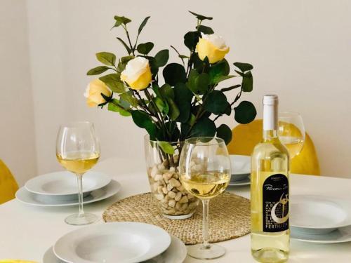 Bebidas en Lovely Apartment in Lanzarote