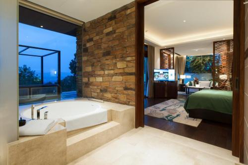Honor Hotels & Resorts · Yun Shu Daliにあるバスルーム