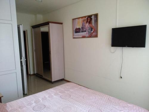 Телевизор и/или развлекательный центр в Baksan Inn
