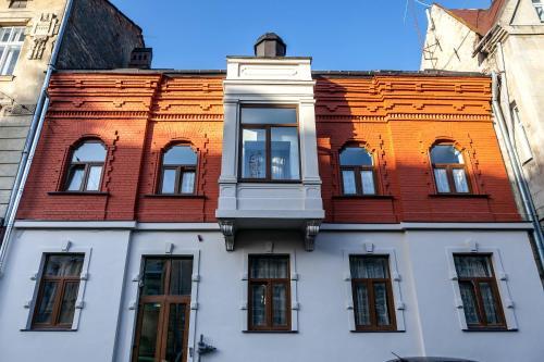 Будівля хостела