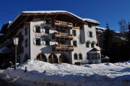 Hotel Wiesenegg im Winter