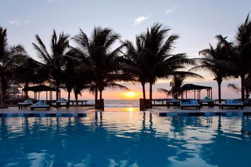 Bassenget på eller i nærheten av Palmazul Artisan Designed Hotel & Spa