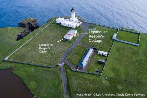 The Lighthouse Keeper's Cottage