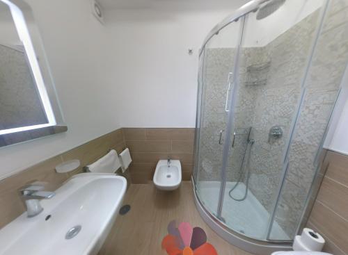 Bagno di Hotel Linda