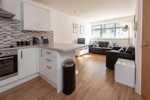 Castlefield Apartment, Central Manchester
