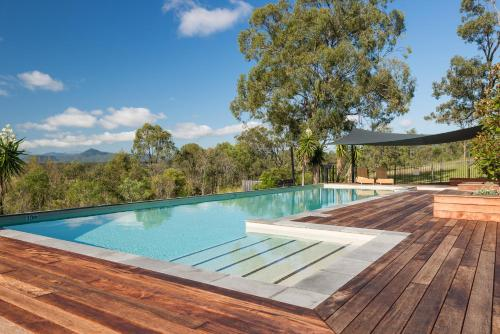 The swimming pool at or near Spicers Hidden Vale