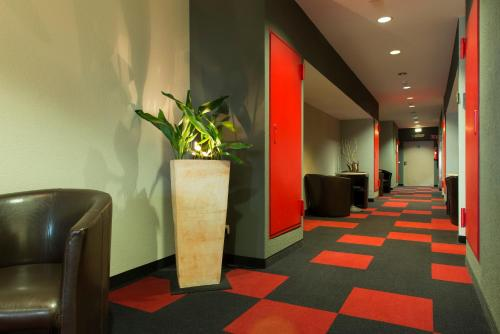 The lobby or reception area at Good Morning Gelsenkirchen City