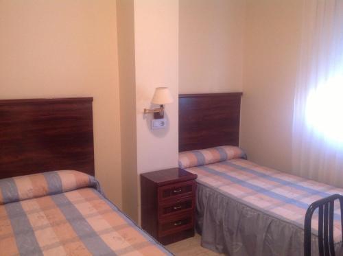 A room at Hostal San Froilan