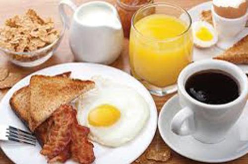 Ali Baba Safaga Hotelで提供されている朝食