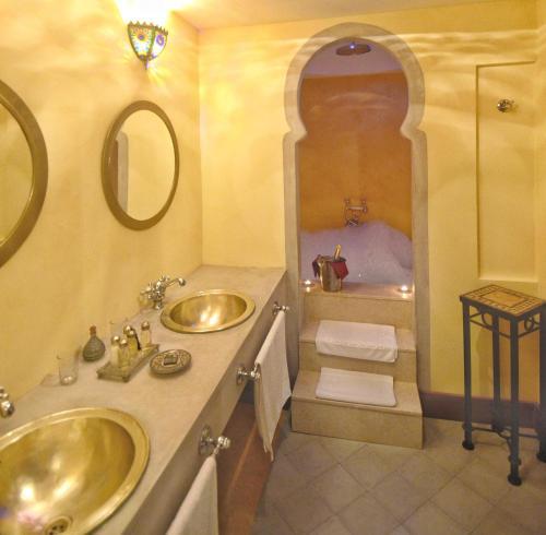 Un baño de Alcoba del Rey de Sevilla