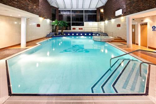 The swimming pool at or near Mercure Bolton Georgian House Hotel