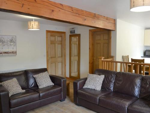 A seating area at Snowdon