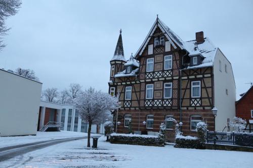 Hotel Alte Post im Winter