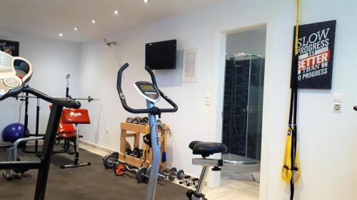Γυμναστήριο ή/και όργανα γυμναστικής στο Naxos Mare
