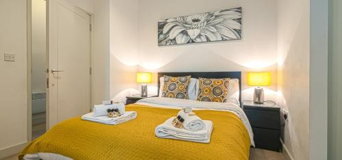 Reading College Serviced Apartment