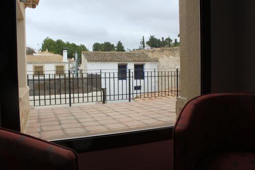 Vista de la piscina de El Retiro del Pilar o alrededores