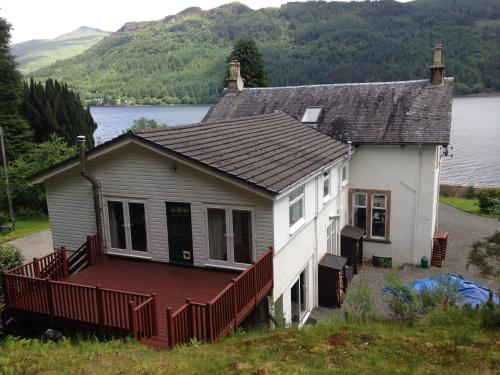 Lochwood Guest House Wing