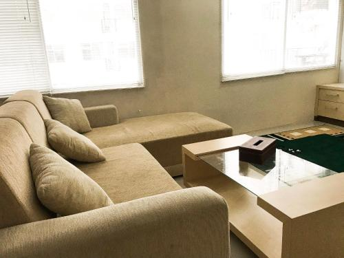 A seating area at Apartment Jarrdin Bandung Downtown 3Bed