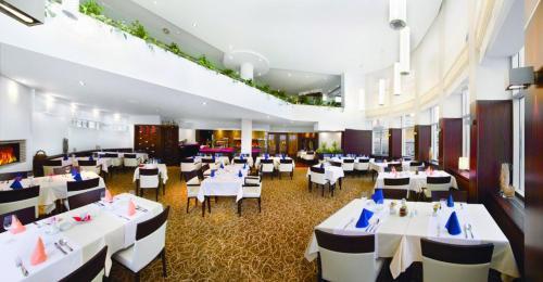 Restoran ili neka druga zalogajnica u objektu Hotel Exclusive