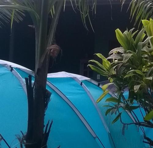 A piscina localizada em Tié Itaguá Hostel ou nos arredores