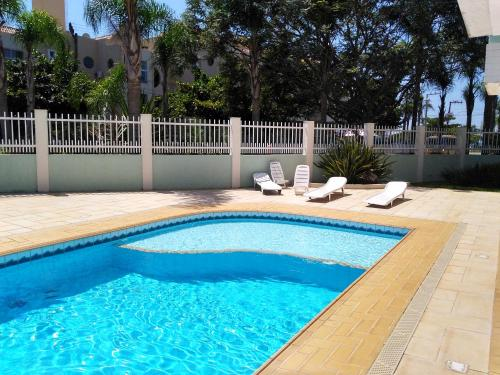 The swimming pool at or close to Brava Apart Hotel
