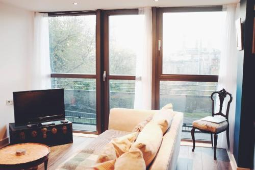 Gorgeous Central Glasgow flat near the city centre and west end