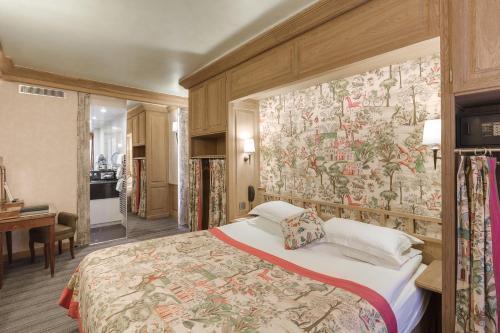 Un ou plusieurs lits dans un hébergement de l'établissement La Perle