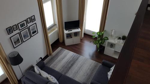 TV o dispositivi per l'intrattenimento presso Santa Maria Apartment
