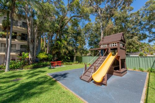 Children's play area at FLYNNS 224