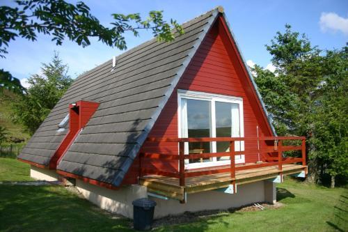 Highland Glen Lodges
