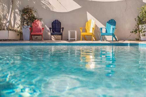 The swimming pool at or near A PERFECT STAY - Bella on Banyan